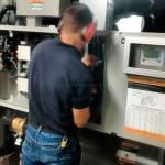 Empresa de manutenção chiller