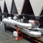 Instalação e manutenção em chillers