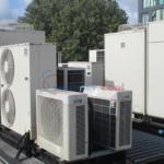 Instalação de sistema de ar condicionado