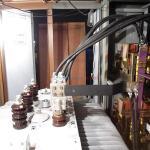 Manutenção em cabines primárias