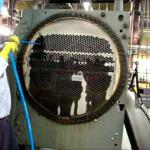 Manutenção de chiller daikin