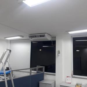 Instalação de ar condicionado comercial