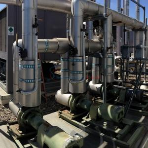 Instalação de ar condicionado industrial