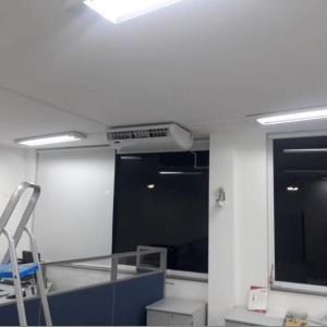 Serviço de instalação de ar condicionado